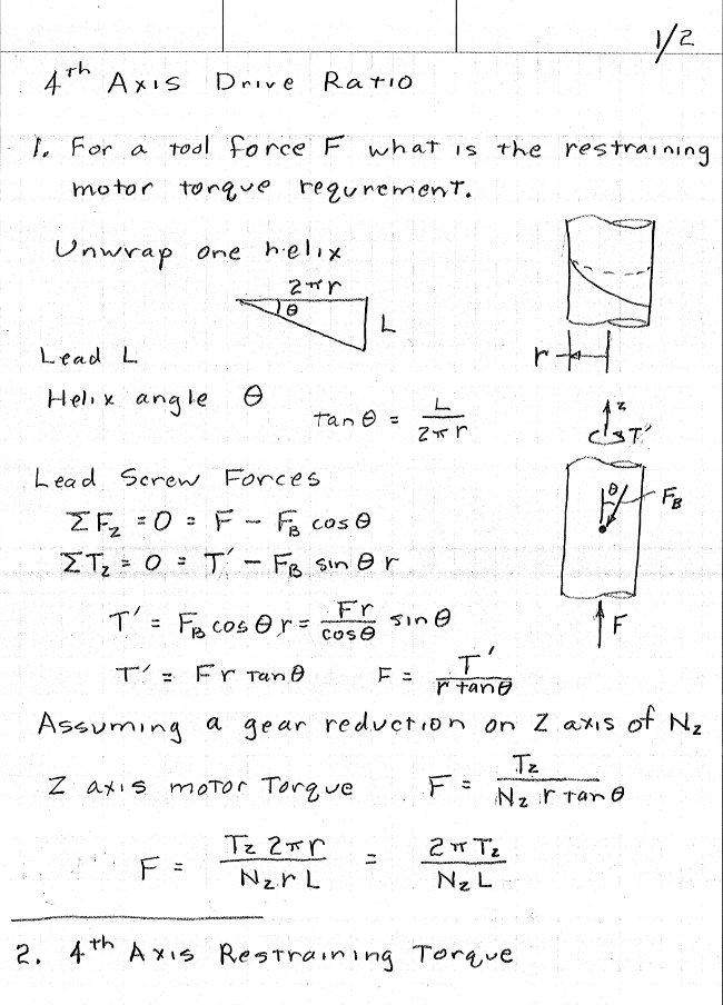 To the dark side cnc for Stepper motor holding torque calculator